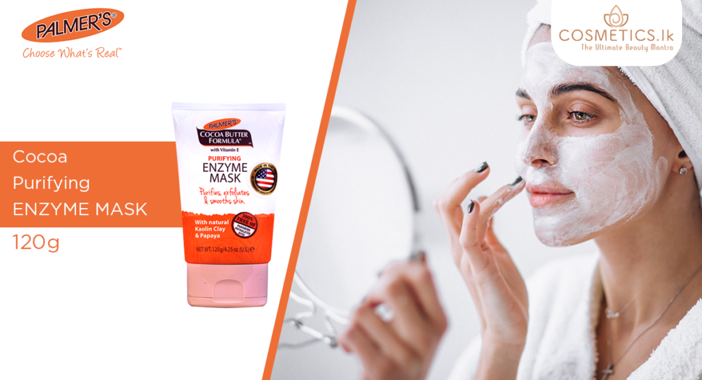 Purifying-Enzyme-Mask-(Cocoa-Butter-Formula)-in-Sri-Lanka