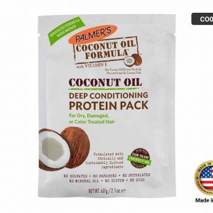 Coconut Deep Conditioning Protein Pack- 60g