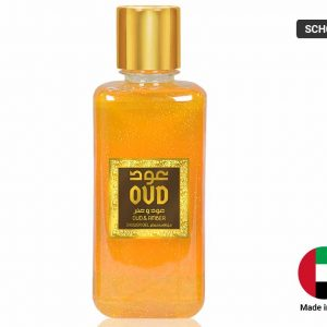 OUD SHOWER GEL - Oud and Amber