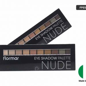 Flormar Color Palette Eye Shadow - NUDE 10g