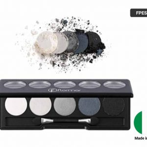 Flormar ColorPalette Eye Shadow – BlackDust 9g