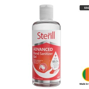 Steril advanced hand sanitizer gel