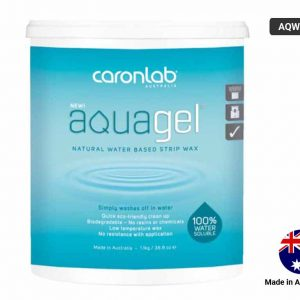 AQUAGEL WATER SOLUBLE STRIP WAX 1KG