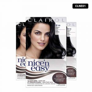 CLAIROL Nice And Easy Natural Colours No-2 Black - 60ml