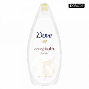 DOVE FINE SILK Caring Bath - 500ml