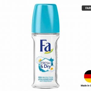 FA Roll On - Fresh and Dry Ladies - 50ml