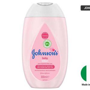 JOHNSONS Baby Lotion Pure and Gentle 300ml
