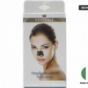 REVITALE Nose Strips Charcoal Magnetic Cleansing