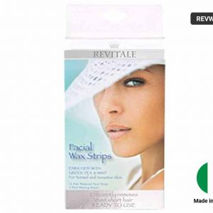 REVITALE Facial Wax Strips