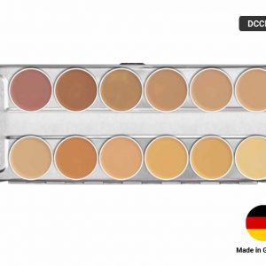DERMA COLOR Cream Pallet 12 SHADES