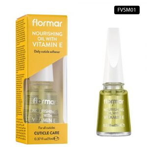 FLORMAR CUTICAL CARE Nourishing Oil with Vitamin E 11ml