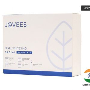 Jovees Herbal Pearl Whitening Facial Value Kit