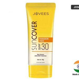 JOVEES SUN COVER SPF-30 Cream (INDIA) 100g
