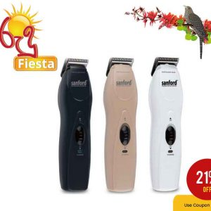 HAIR CLIPPER 3 WATTS (BLACK / ALMOND / WHITE)
