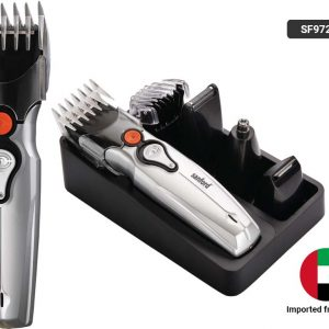 6 IN 1 RECHARGEABLE HAIR CLIPPER