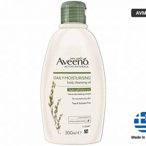 AVEENO DAILY MOISTURISING Body Cleansing Oil (FRA) 300ml