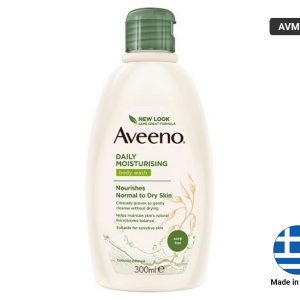 AVEENO DAILY MOISTURISING Body Wash (FRA) 500ml