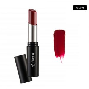 FLORMAR DELUXE SHINE GLOSS STYLO LIPSTICK D40 RED PASSION 3g