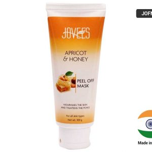 JOVEES APRICOT and HONEY Peel-Off Mask 100g