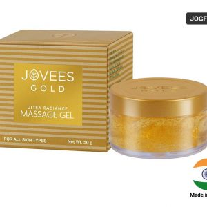 JOVEES 24k Gold Ultra Radiance Face Massage Gel 50g