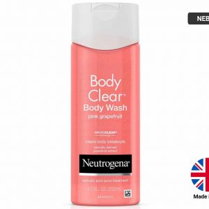 NEUTROGENA BODY CLEAR Pink Grapefruit Acne Treatment Wash 250ml