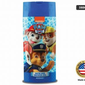 DISNEY PAW Bath and Shower Gel 400ml