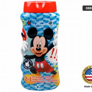DISNEY MICKEY MOUSE Bath + Shampoo 475ml