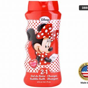 DISNEY MINNIE Bath + Shampoo 475ml