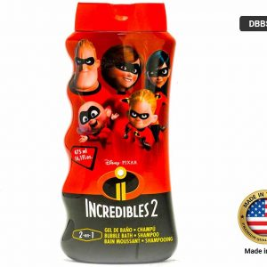 DISNEY INCREDIBLES 2 Bath + Shampoo 475ml