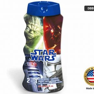 DISNEY STAR WARS Bath + Shampoo 475ml