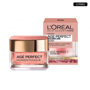 LOREAL AGE PERFECT GOLDEN AGE Face Mask 50ml