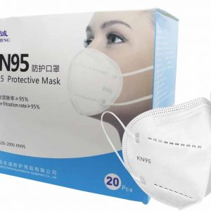 KN95 Protective Face Mask Pack