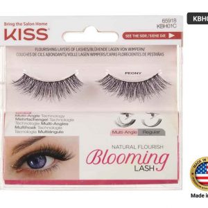 KISS Blooming Lash Multi Angle Eyelashes Peony (USA)