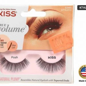 KISS True Volume Eyelashes KTVL01C (USA)