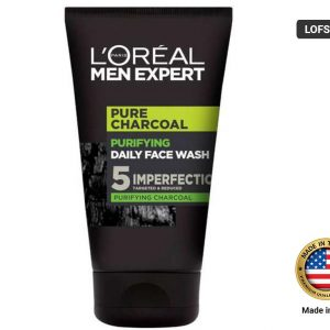 LOREAL MEN Expert Pure Charcoal Face wash 100ml