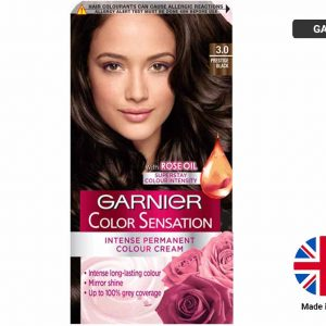 GARNIER Color Sensation 3.0 Prestige Black Permanent Colour Cream
