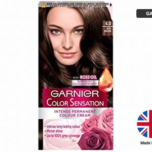 GARNIER Color Sensation 4.0 Deep Brown Permanent Colour Cream