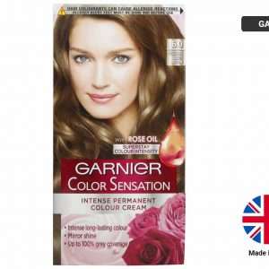 GARNIER Color Sensation 6.0 Precious Light Brown Permanent Colour Cream