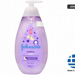 JOHNSONS BABY Bedtime Wash 500ml (GREECE)