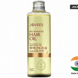 JOVEES Bhringraj and Olive Hair Oil 100ml (INDIA)