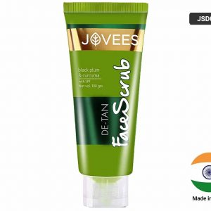 JOVEES AYURVEDIC De-Tan Scrub 100ml (INDIA)