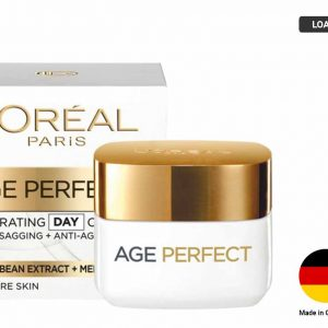 LOREAL AGE PERFECT Re-Hydrating Day Cream 50ml (GERMANY)