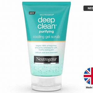 NEUTROGENA Deep Clean Purifying Cooling Gel Scrub 119g (CANADA)