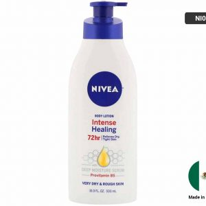 NIVEA Intense Healing Body Lotion for Very Dry and Rough Skin 500ml (MEXICO)
