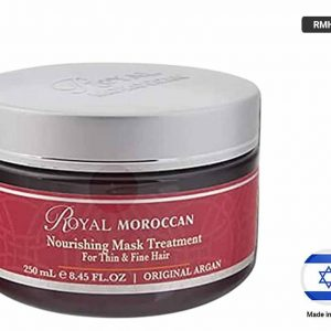 ROYAL MOROCCAN Nourishing Mask Treatment 250ml (ISRAEL)