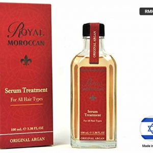 ROYAL MOROCCAN Serum Treatment for All Hair Types 100ml (ISRAEL)