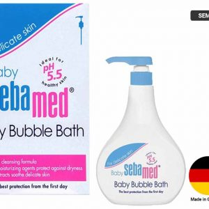 SEBAMED Baby Bubble Bath 200ml (GERMANY)