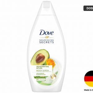 Dove Invigorating Ritual Avocado Oil and Calendula Body Wash 500ml