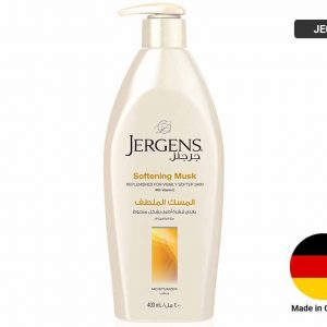 JERGENS Softening Musk Lotion With Vitamin E 400ml