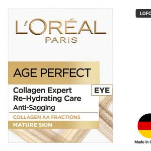 LOREAL AGE PERFECT Collagen Expert Re- Hydration Care Anti-Sagging Eye Cream